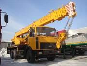 Услуги автокранов 10т и 16т по Днепропетровску и области.