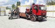 Кран-манипулятор грузовой,  доставка грузов,  стройматериалов.